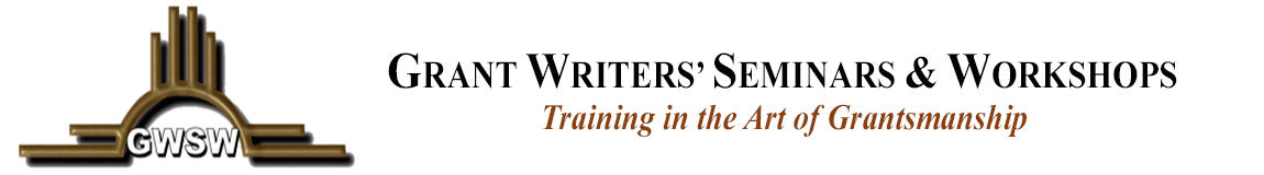 Grant Writers Seminars & Workshops